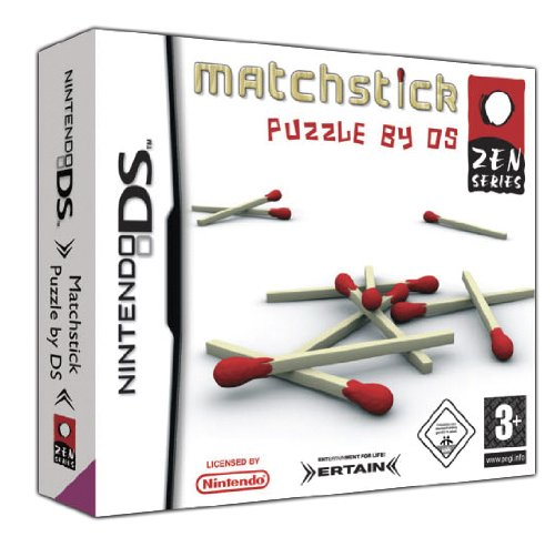 Matchstick Puzzle By DS  (Nintendo DS)