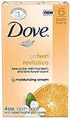 Dove go fresh Bars, Revitalize 4 oz,…