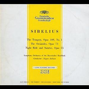 Sibelius: Tempest/Oceanides