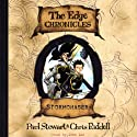 Stormchaser: The Edge Chronicles, Book 2 (       UNABRIDGED) by Paul Stewart, Chris Riddell Narrated by John Lee