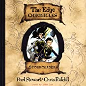 Stormchaser: The Edge Chronicles, Book 2 | [Paul Stewart, Chris Riddell]