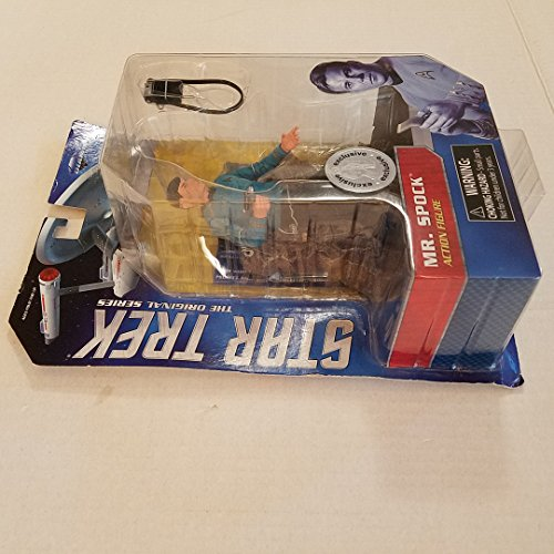 Star Trek Series 1 Mr. Spock Action Figure