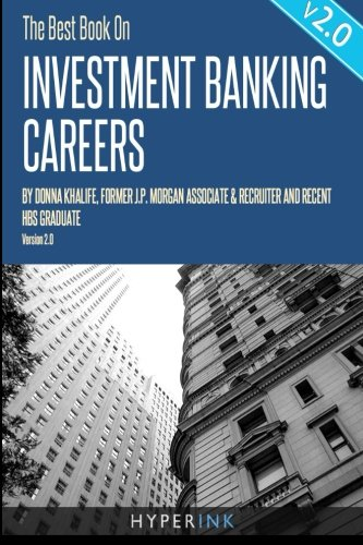 The Best Book on Investment Banking Careers Reviews