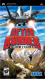 After Burner: Black Falcon - PlayStation Portable