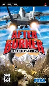 After Burner: Black Falcon - PlayStation Portable