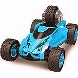 Haktoys HAK123 5 Wheeled X-Terrain RC Stunt Car - Colors May Vary