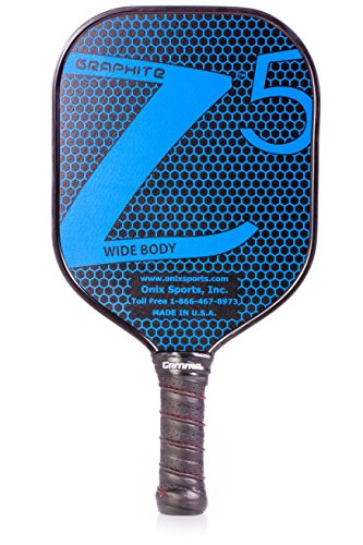 onix-graphite-z5-pickleball-paddle-blue