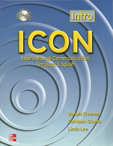 Icon, International Communication Through English - Intro Level Beginning
