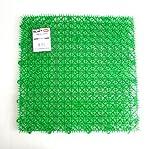 人工芝 若草ユニット E-V 1帖用 グリーン 18枚セット