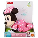 FisherPrice Disney Baby Minnie Mouse Musical Touch n Crawl