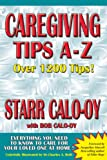 img - for Caregiving Tips A-Z book / textbook / text book
