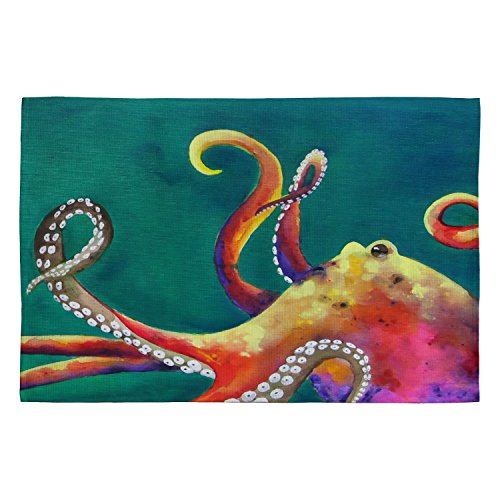 51wymeC9-cL Best Octopus Area Rugs