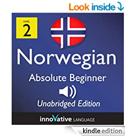 Learn Norwegian - Level 2: Absolute Beginner: Volume 1 (Innovative Language Series - Learn Norwegian from Absolute Beginner to Advanced)