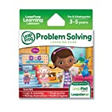 LeapFrog Disney Doc McStuffins Learning Game (works with LeapPad Tablets and Leapster GS)