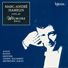 Marc-Andre Hamelin Live at Wigmore Hall