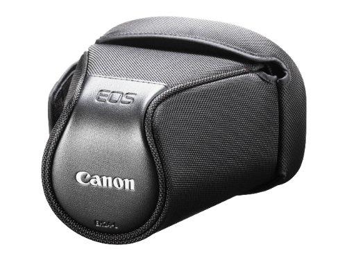 Housses et tuis canon eh24 l etui semi rigide noir for Housse canon 700d