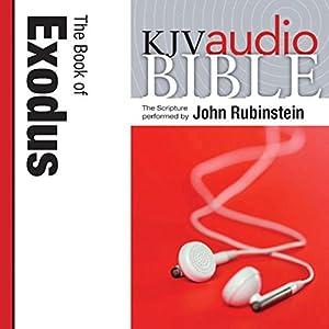King James Version Audio Bible: The Book of Exodus Audiobook