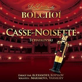 Tcha�kovsky: Casse-Noisette (Les Etoiles du Bolcho�)