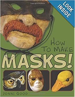 Easy to Make Halloween Masks