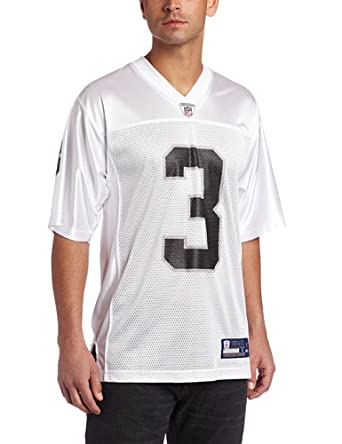 NFL Oakland Raiders Carson Palmer #3 Replica Jersey Mens by Reebok