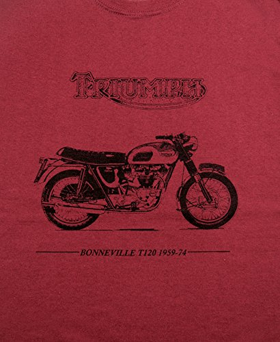 triumph-bonneville-motorcycle-t-shirt-red-shirt-in-size-large-40-to-42-please-see-our-other-listings