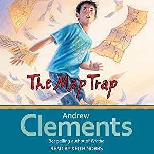 The Map Trap Audiobook