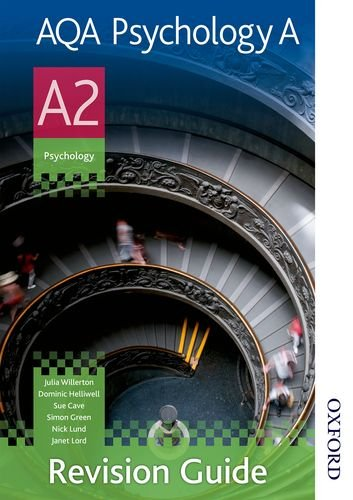 AQA Psychology A A2 Revision Guide