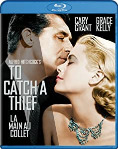 To Catch a Thief Blu Ray [Blu-ray] (Bilingual)