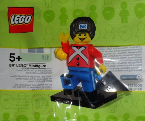 Lego 5001121 BR LEGO Minifigure