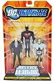 DC Universe Justice League Unlimited - Bruce Wayne, Batman, WarHawk