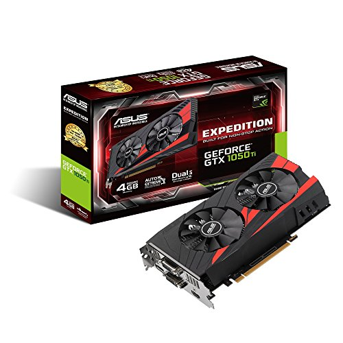 Asus Expedition EX-GTX1050TI-4G Gaming Nvidia GeForce...