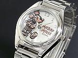 ディズニー ミッキー レディース 腕時計 MK-WH-001