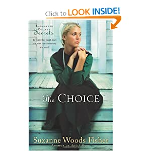 The Choice by Suzanne Woods Fisher :Book Review