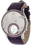 Esprit Collection Damen Armbanduhr Galene Violett EL101632F05