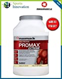 Maximuscle PROMAX EXTREME (908g) - ALL FLAVOURS - Size and Strength Shake Powder (VANILLA)