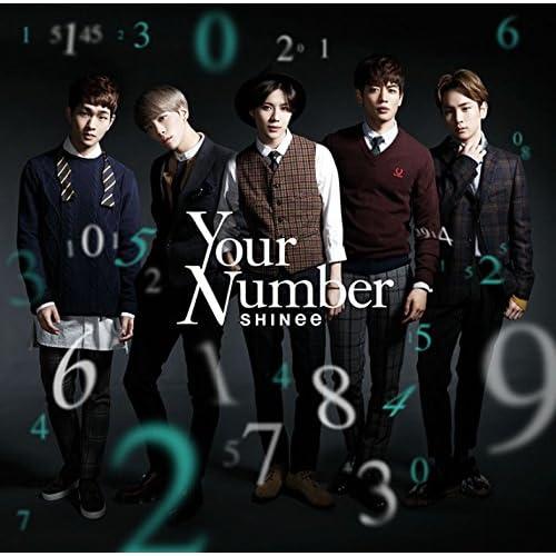 【早期購入特典:スクラッチカード付】Your Number(初回生産限定盤)(DVD付)をAmazonでチェック!
