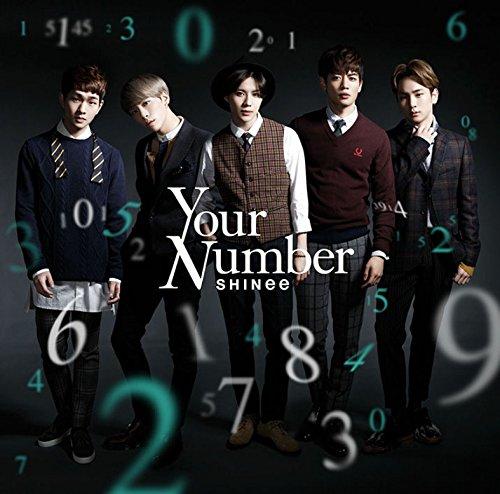 【早期購入特典:スクラッチカード付】Your Number(初回生産限定盤)(DVD付)