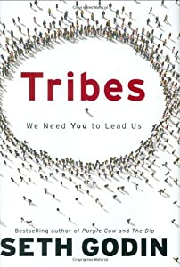 "Cover of ""Tribes: We Need You to Lead Us&..."