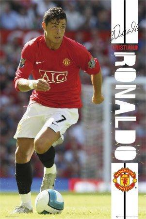Cristiano Ronaldo Poster Print