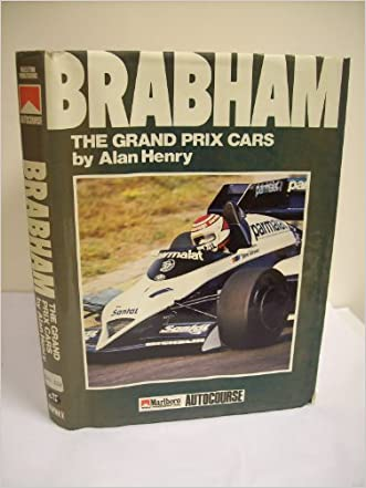 Brabham: The Grand Prix Cars