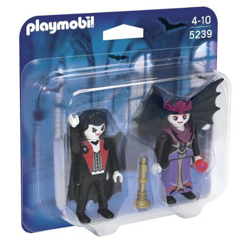 PLAYMOBIL Duo Pack Vampires Playset