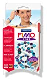 Staedtler Fimo Soft 8023 87 Oven Hardening Modelling Clay Jewellery Set - Knotted Dots