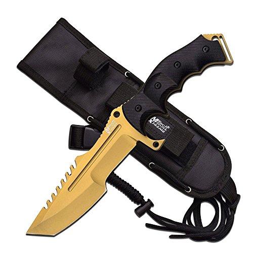 MTech USA Xtreme MX-8054GD Tactical Fixed Blade Knife