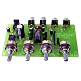Stereo Preamp and Tone Control Kit
