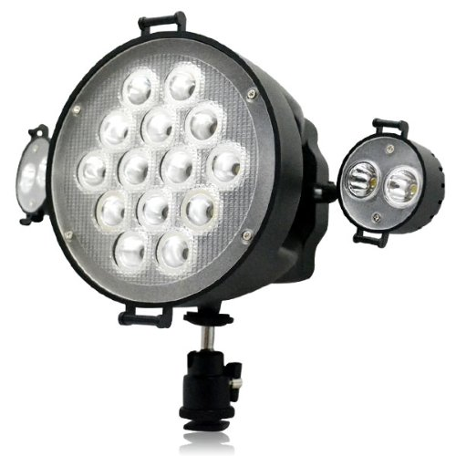 Super Power Video Light Lighting Lamp For Camcorder Dv Camera With 18 Led Chips