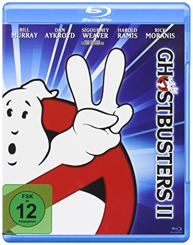 Ghostbusters 2 - Sie sind zurück (4K Mastered) [Blu-ray]