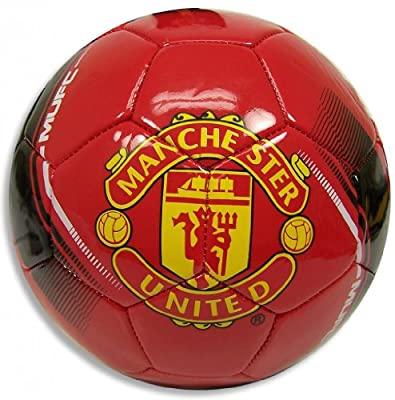 Manchester United Official SOCCER Soccer Ball