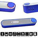 DMG Bluetooth Speaker, S586 Portable Bluetooth Speaker Super Bass Stereo Audio Music MP3 Player Loud Speakers...