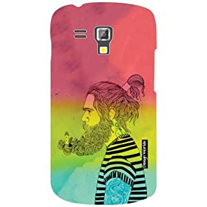 Design Worlds Samsung Galaxy S Duos 7582 Back Cover - Abstract Designer Case and Covers