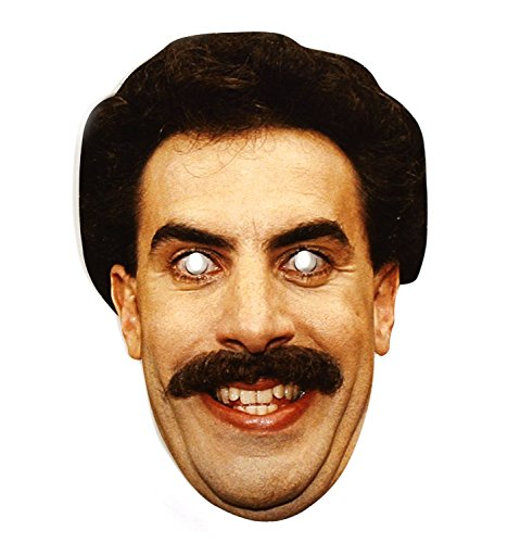 Official Borat Celebrity Mask